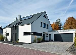 Haus Mit Satteldach : haus satteldach modern bildergalerie ideen ~ Watch28wear.com Haus und Dekorationen