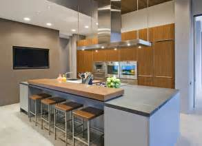 Built In Kitchen Islands With Seating 77 Custom Kitchen Island Ideas Beautiful Designs Designing Idea
