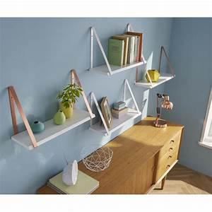 Equerre Etagere Murale : etagere bois castorama ~ Premium-room.com Idées de Décoration