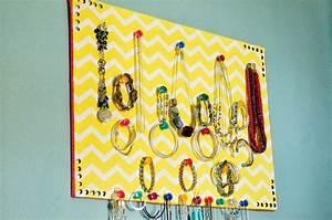 Fabriquer Un Porte Bijoux : 1001 id es simple et pratique le porte boucle d ~ Melissatoandfro.com Idées de Décoration