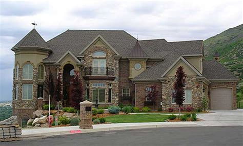luxury traditional french european house plans home design vh ts