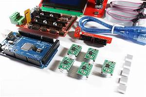 RAMPS 1.4 Kit for RepRap 3D Printer | Paradisetronic.com