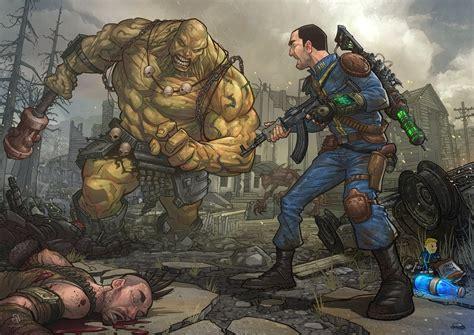 New Fallout 3 fan art by Patrick Brown : Fallout