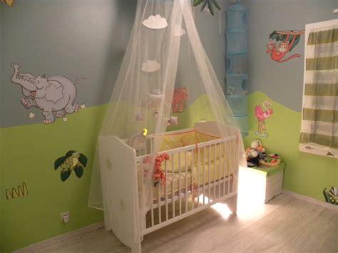 chambre bébé vert chambre garcon vert et gris raliss com