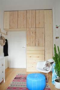 Ikea Kleiderschrank Holz : make it boho diy ikea hack kleiderschrank aus hellem holz ~ Michelbontemps.com Haus und Dekorationen
