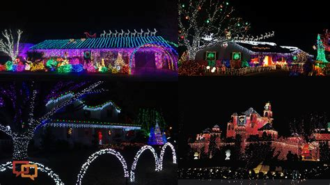 a list the best christmas lights in st george 2015 st