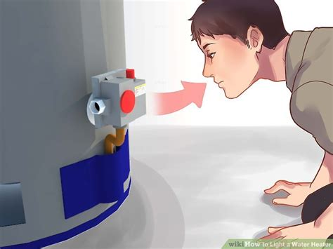 how to light a water heater how to light a water heater with pictures wikihow