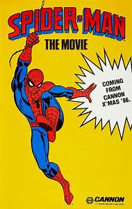 Cannon, Films, Almost, Made, A, Spider-man, Movie