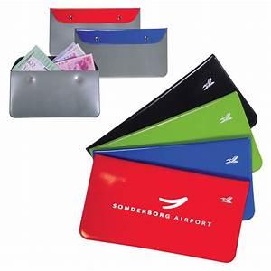 promotional vinyl travel document pouch customized vinyl With travel document pouch