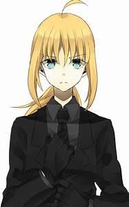 Fate Zero Saber Suit   www.imgkid.com - The Image Kid Has It!