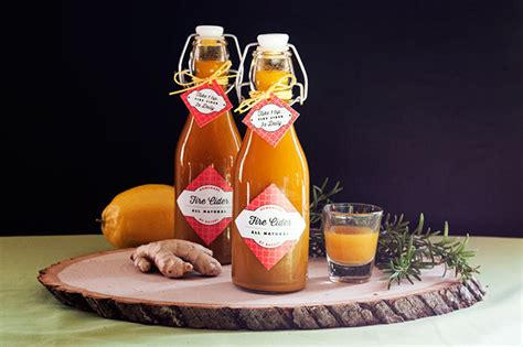 fire cider recipe party inspiration