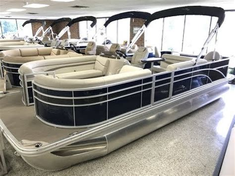 Used Pontoon Boats Lake Norman Nc by New 2018 Bennington 22ssxapg Pontoon Boat For Sale In Lake