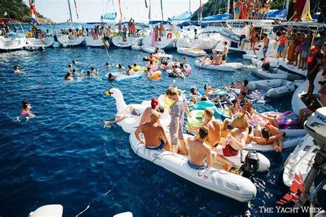 croatia yacht week   travel yacht