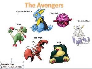 the avengers unovas mightiest heroes