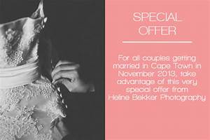 wedding photography special offer from heline bekker With wedding photography offers