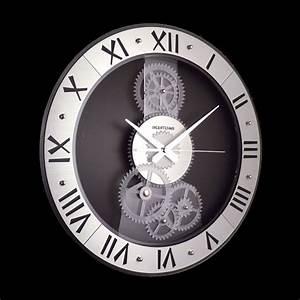 Grande Horloge Industrielle : horloge murale betty grande pinteres ~ Teatrodelosmanantiales.com Idées de Décoration