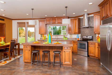 4 Bedroom Floor Plan B 6012 Hawks Homes Manufactured
