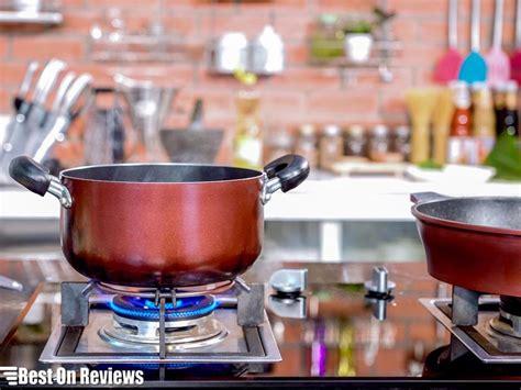 pans pots stoves gas teflon cookware