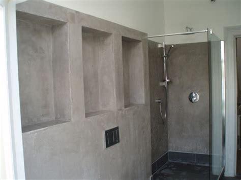badkamer stucen badkamer stucen is veel hygi 235 nischer dan laten betegelen