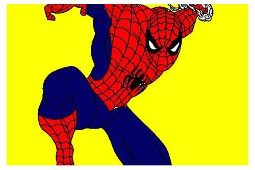 o incrivel baixar homem aranha desenho