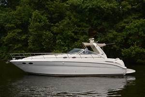2001 Sea Ray 380 Sundancer Power Boat For Sale Www