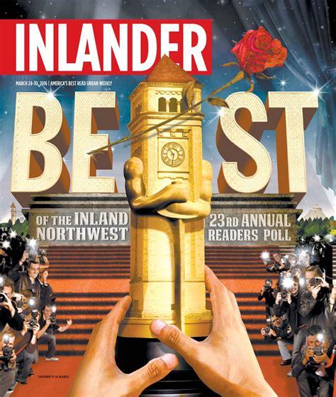 Inlander 03/24/2016 by The Inlander Issuu