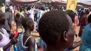 Bari Tribe Dance On South Sudan Independence Day