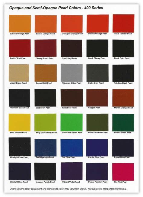 details about urekem 400 series color chart color card