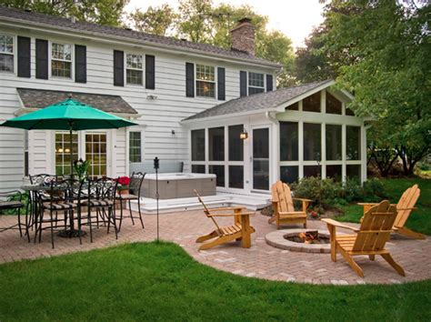 screened porch patio in northbrook il archadeck to