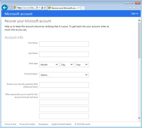 remove and reset passwords on windows 8 and later