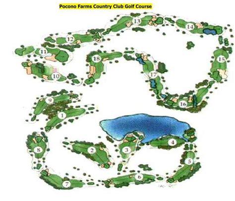 building lots  sale pocono farms country club poconos