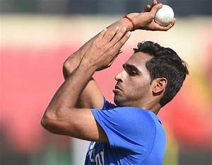 Virender Sehwag compares Bhuvi's swing with his wife's ...  Bhuvneshwar