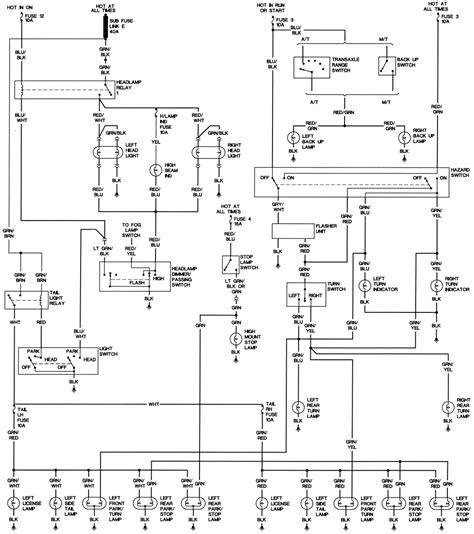 wiring diagram 1992 chrysler new yorker imageresizertool