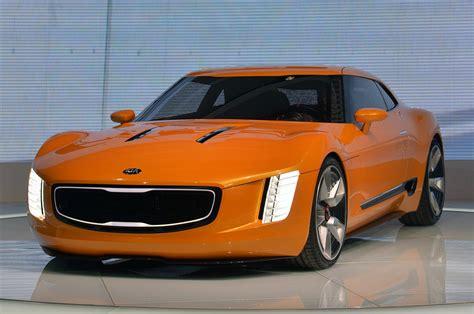 © Automotiveblogz Kia Gt4 Stinger Concept Detroit 2014