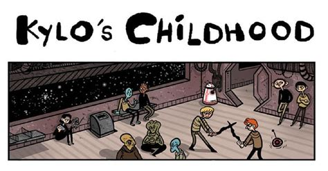 Kylo Ren's Childhood