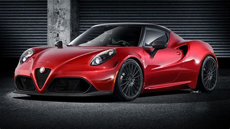 This Is The Alfa Romeo 4c 'rs'