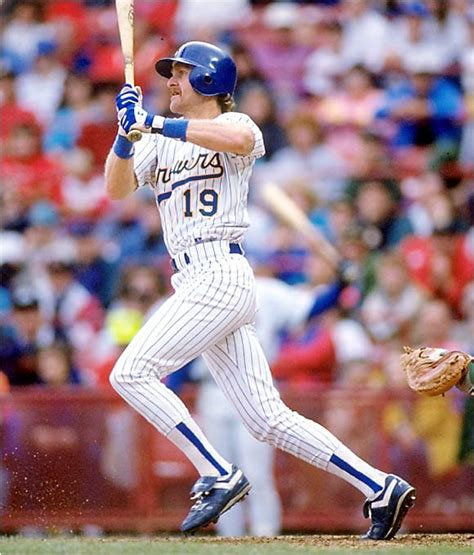 Robin Yount Quotes Quotesgram