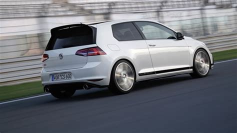 vw golf gti clubsport  review car magazine