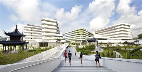 college of and design singapore of technology and design unstudio