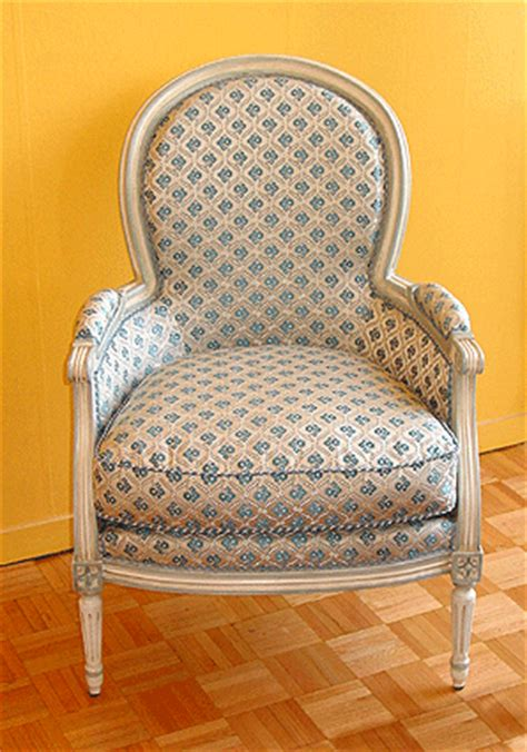 fauteuil medaillon louis xvi occasion