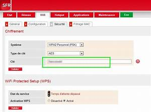 Numero Appel Sfr : configurer la connexion wifi de la box de sfr et changer le mot de passe du r seau sans fil ~ Medecine-chirurgie-esthetiques.com Avis de Voitures