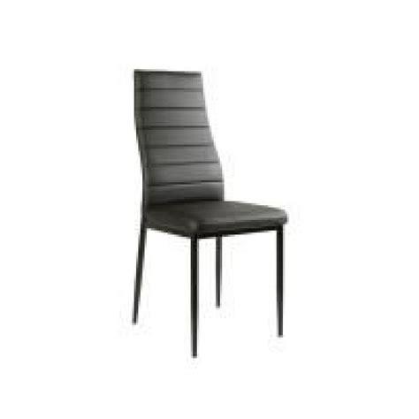 table 6 chaises pas cher table en verre 6 chaises noir malia achat vente table