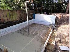 Concrete Pool Construction Ascot Pools Swimming Pool