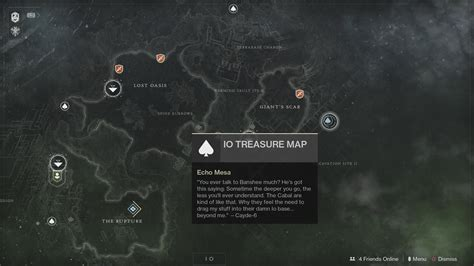 destiny 2 guide cayde 6 io chest locations sept 26