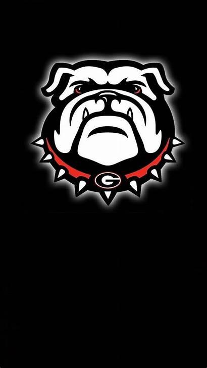 Bulldogs Georgia Iphone Wallpapers Uga Ga Bulldog