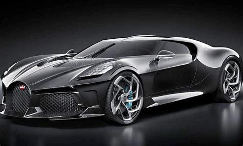 World's most expensive car $19 million bugatti la voiture noir drives. Who Bought The World's Most Expensive Car, Bugatti La Voiture Noire, For $19M?