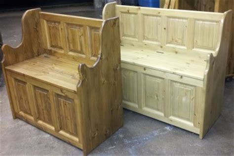 Pine Monks Bench Choice Of Finishes From &195 Special