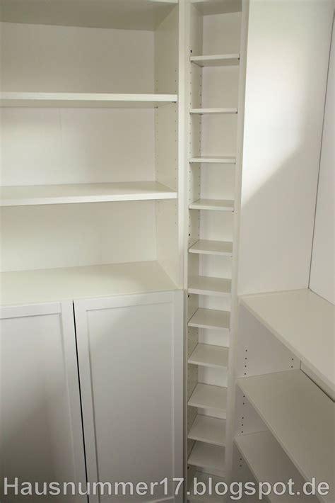 Abstellkammer Einrichten by Ikea Hack Einrichten Der Abstellkammer Speisekammer Im