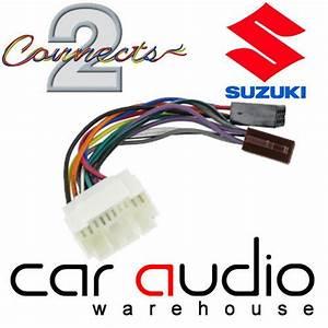 Connects2 Ct20sz02 Suzuki Swift 05 Car Stereo Radio Iso