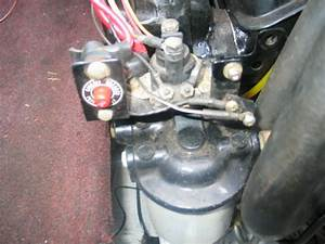Have A Problem With 1998 Mercruiser 4 3  Think The Circuit Breaker Is Tripped  But Can U0026 39 T Find It